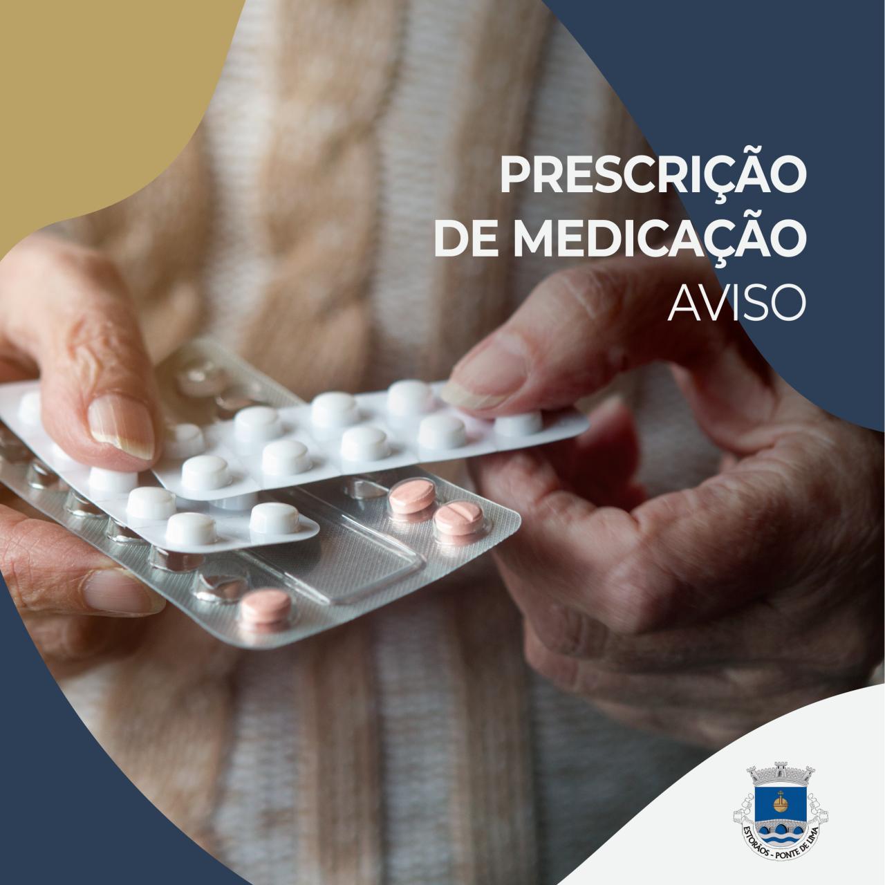 Prescrição de medicação