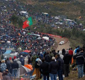 Rali de Portugal 2015 já tem percurso oficial