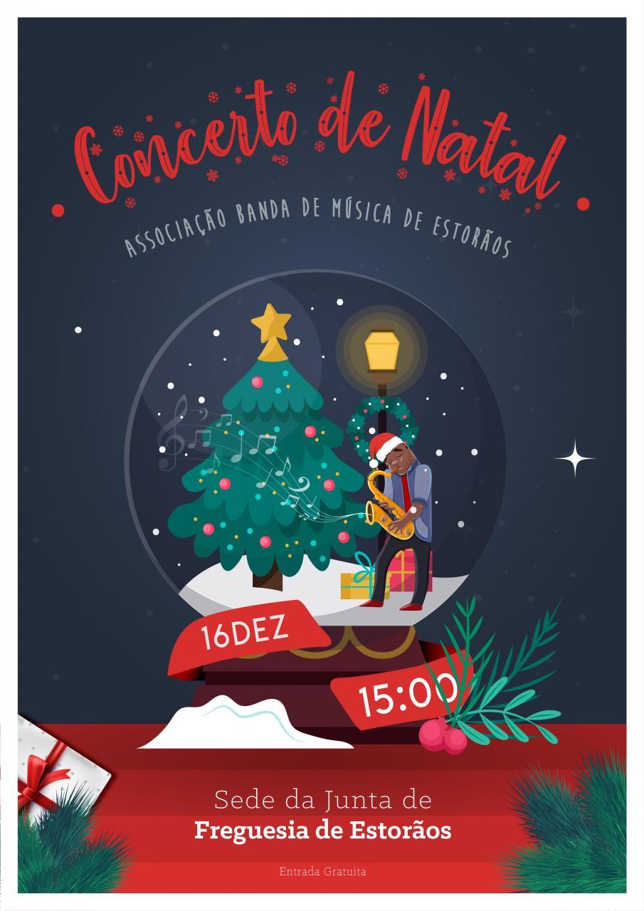 Concerto de Natal | A. Banda de Música de Estorãos